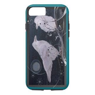 Raben-Mond iPhone Abdeckung iPhone 8/7 Hülle