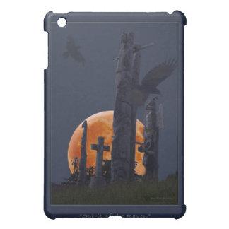 Raben- u. Totem-iPad Hüllen iPad Mini Hülle