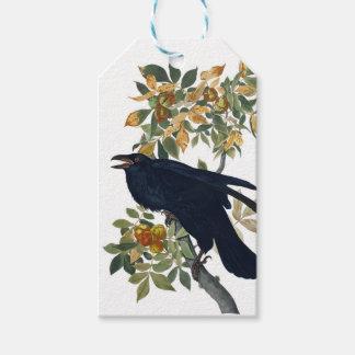 Raben-Vogel Geschenkanhänger
