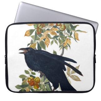 Raben-Vogel Laptopschutzhülle