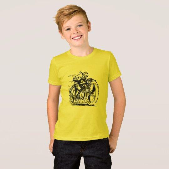 Racer Boy T-Shirt
