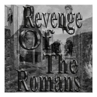 Rache der Römer, Poster