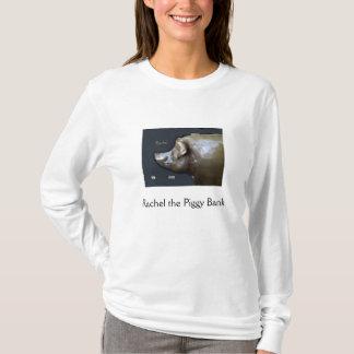 RACHEL der PIGGY BANK T - Shirt