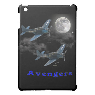 Rächer-Tauchen-Bombardierung iPad Mini Hülle