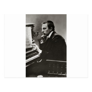 rachmaninoff postkarte