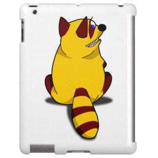 Racoon iPad Fall