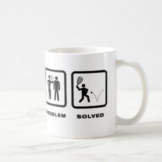 Racquetball Kaffeetasse