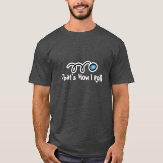 Racquetball-T - Shirt mit lustigem Slogan |, der