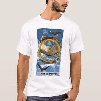Rad des Vermögens-Shirts T-Shirt