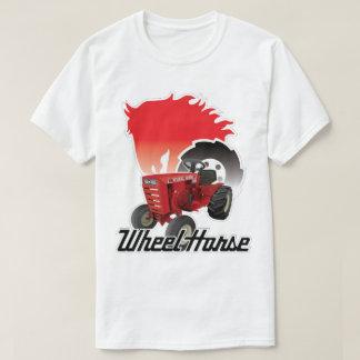 Rad-Pferdegarten-Traktor-T-Shirt Geschenk-Grafik T-Shirt