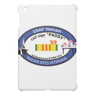 Radar stationiert Veteran - Vietnam iPad Mini Hülle