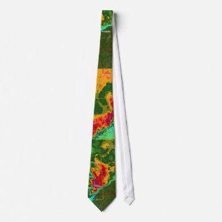 Radar-Sturm-Krawatte Krawatte