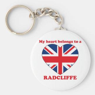 Radcliffe Schlüsselanhänger