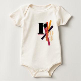 radelaide Zeitschriftent-shirts Baby Strampler