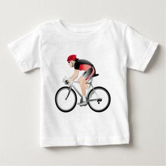 Radfahren Baby T-shirt