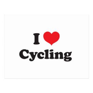 Radfahren der Liebe I