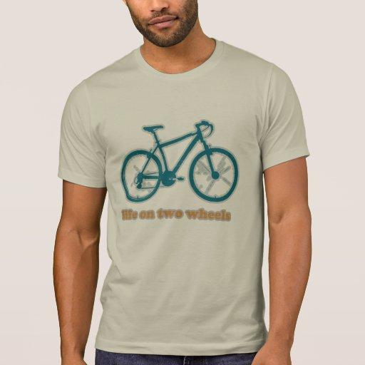 Radfahren: Leben auf zwei Rädern T Shirt