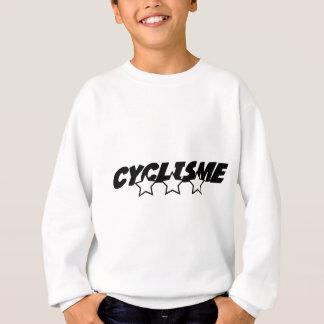 Radfahren- Radfahrer - Fahrrad - BMX - Sport Sweatshirt
