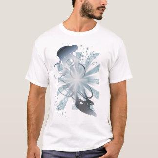 Radfahrengrunge-Shirt - Geschenke für Radfahrer T-Shirt