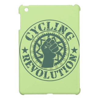 Radfahrenrevolutions-Abzeichen iPad Mini Hülle