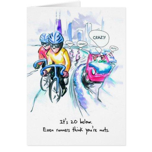 Radfahrer Karikaturen Lustige Zeichnungen Von Radsportlerinnen