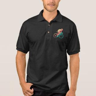 Radfahrer-Polo-Shirt Polo Shirt