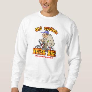 Radfahrer Sweatshirt