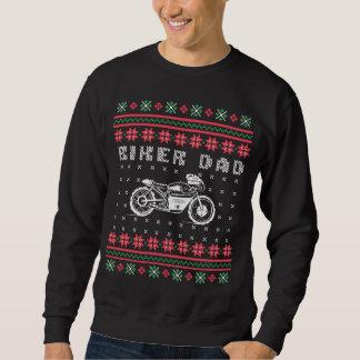 Radfahrer-Vati-Straßen-Motorrad-hässliche Sweatshirt