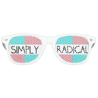 Radikal einfach retro sonnenbrillen