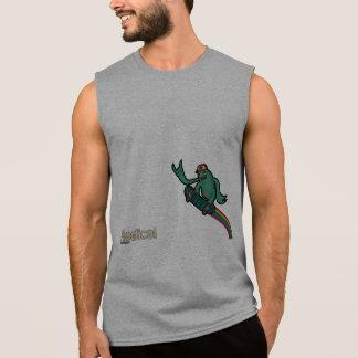 Radikal Skateboarding cool Ärmelloses Shirt