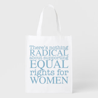 Radikale Frauen Wiederverwendbare Tragetasche