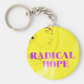 Radikale Hoffnung Keychain Schlüsselanhänger