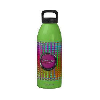 Radikale Wasser-Flaschen-Wahlen der Kunst-57 Wiederverwendbare Wasserflaschen