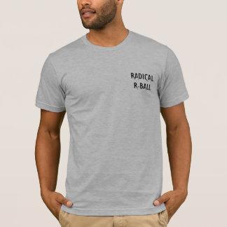 RADIKALER RACQUETBALL - besonders angefertigt T-Shirt