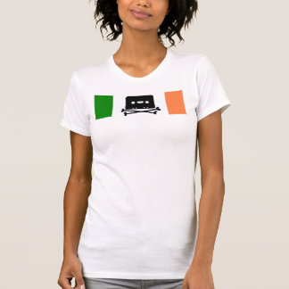 Radio-KOL Shirt, das Rutabegas Logo kennzeichnet T-Shirt