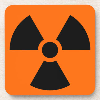Radioaktiv Getränkeuntersetzer