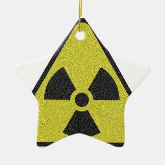 Radioaktiv Keramik Ornament