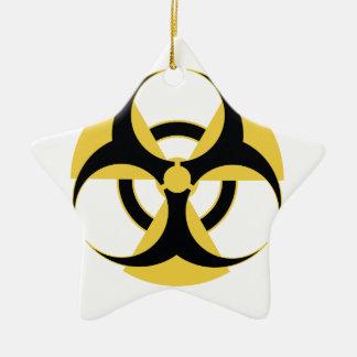 Radioaktive Biogefährdung Keramik Ornament