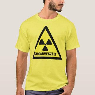 Radioaktive Gefahr T-Shirt