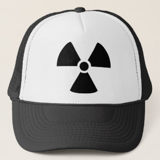radioaktive Ikone Truckerkappe
