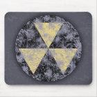 Radioaktiver Niederschlag Schutz-Cl-dist Mousepad