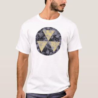 Radioaktiver Niederschlag Schutz-Cl-dist T-Shirt