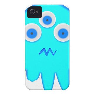 Radioaktives kleines Monster Case-Mate iPhone 4 Hülle