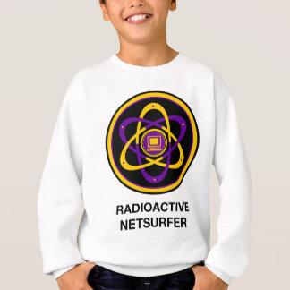 Radioaktives Netsurfer Sweatshirt