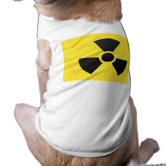 Radioaktives Zeichen Shirt