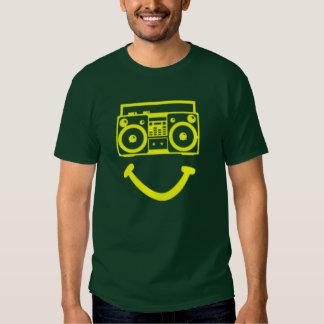 Radiokopf (Gelb) T Shirt