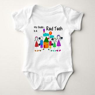 Radiologietech-Kinder und Säuglinges-T - Shirts