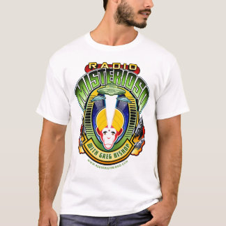 RadioMisterioso offizielles Shirt #2 - Simian