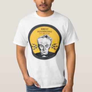 RadioMisterioso offizielles Shirt #3 - 2 versahen