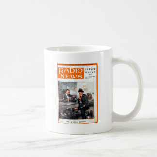 Radionachrichten 2 kaffeetasse